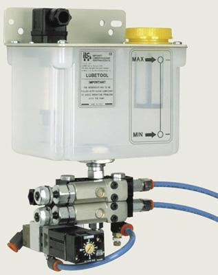 Sistema de lubri-refrigeração mínima LubeTool
